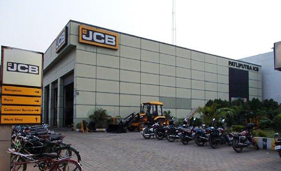 JCB Dealer Patna, Bihar - Patliputra Equipments JCB